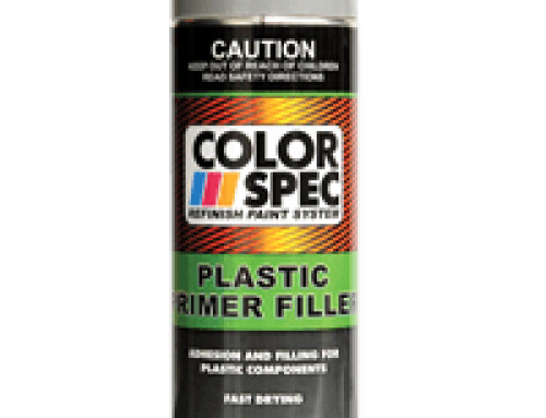 COLORSPEC PLASTIC PRIMER
