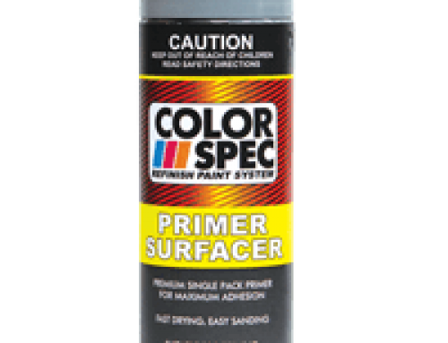 COLORSPEC PRIMER SURFACER