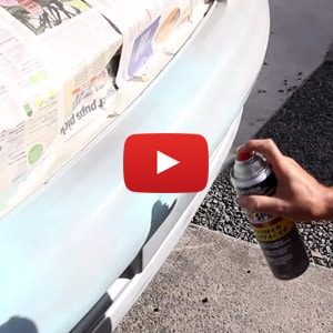how to paint your car using spray can paint with mighty mods